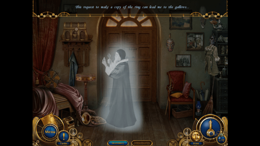 Amulet Of Time: Shadow Of La Rochelle for Mac - review, screenshots
