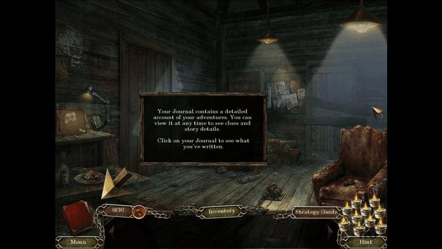 Cursed Memories: The Secret Of Agony Creek for Mac - review, screenshots