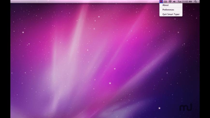 Smart Typer for Mac - review, screenshots