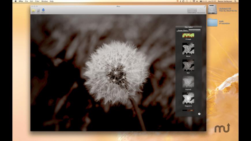 iPhix for Mac - review, screenshots