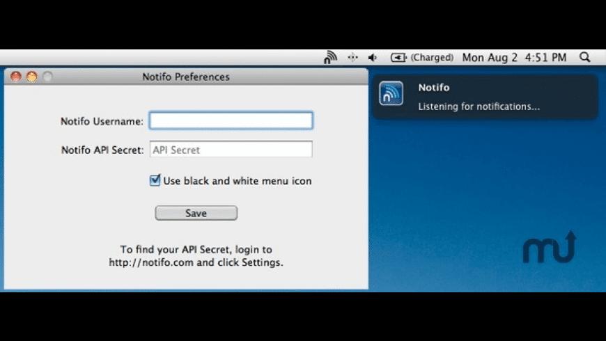 NotifoGrowl for Mac - review, screenshots