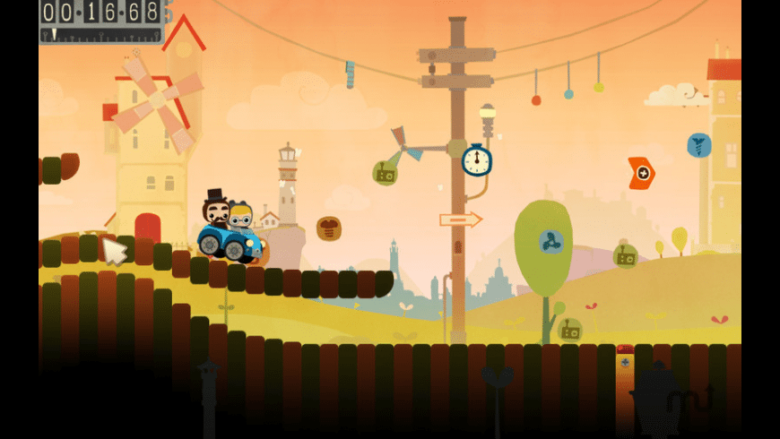 Bumpy Road for Mac - review, screenshots