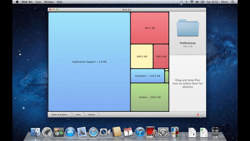 Disk Art for Mac - review, screenshots