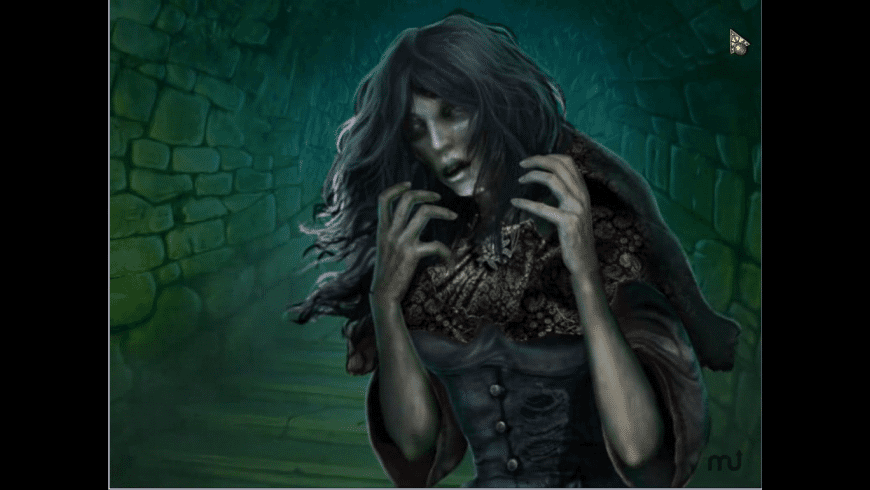 Dark Tales: Edgar Allan Poe's The Premature Burial CE for Mac - review, screenshots
