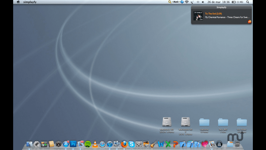 Simplayfy for Mac - review, screenshots