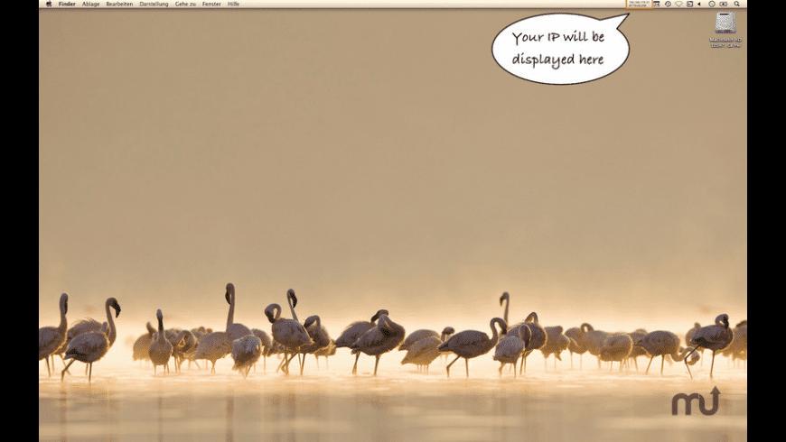 ShowIP for Mac - review, screenshots
