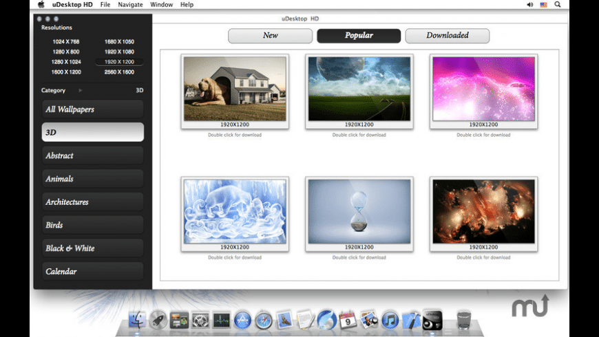 uDesktop HD for Mac - review, screenshots