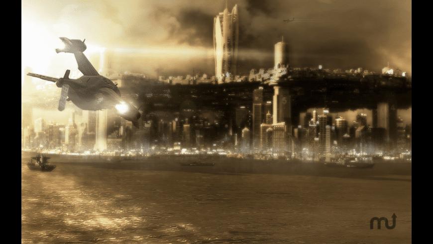 Deus Ex Human Revolution for Mac - review, screenshots