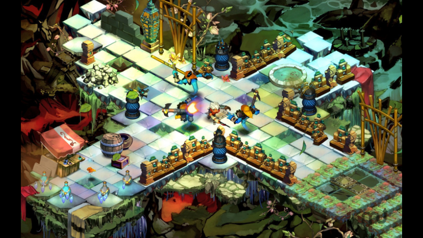 Bastion for Mac - review, screenshots