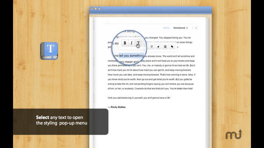 Typeli for Mac - review, screenshots