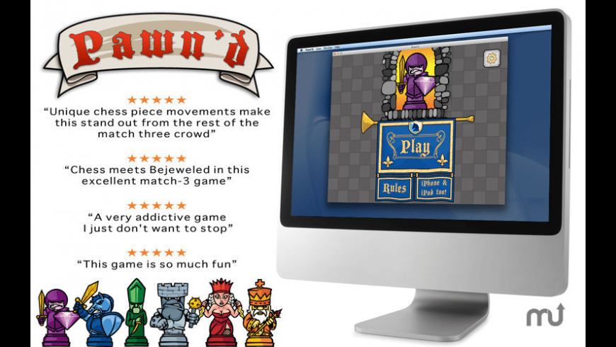 Pawn'd for Mac - review, screenshots