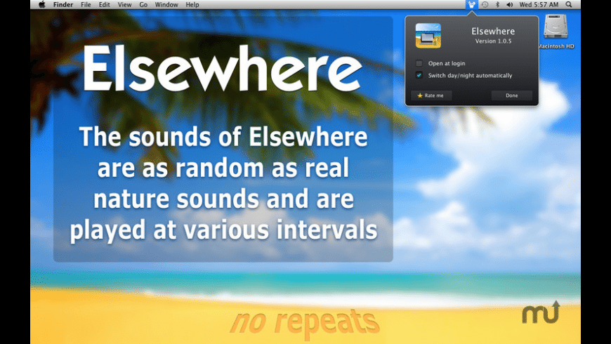 Elsewhere for Mac - review, screenshots