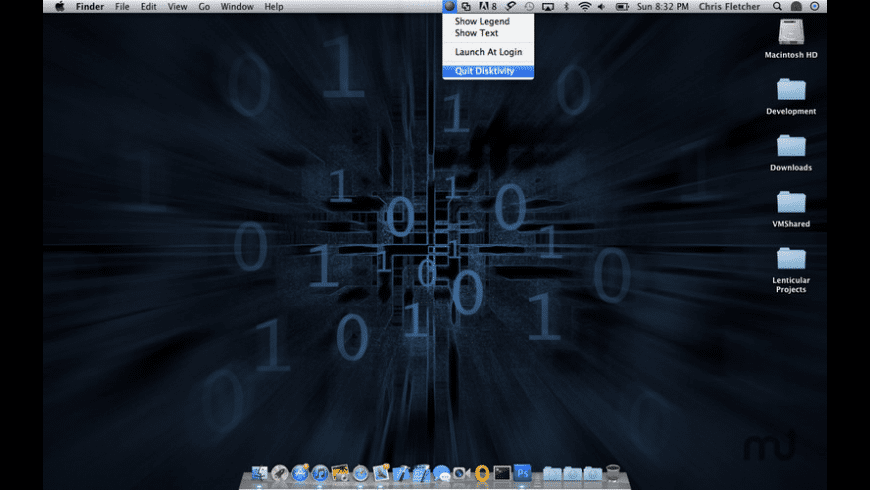 Disktivity for Mac - review, screenshots