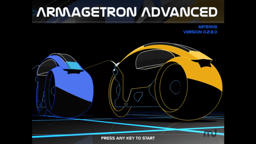 Armagetron Advanced for Mac - review, screenshots