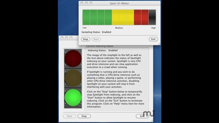 Spot-O-Meter for Mac - review, screenshots