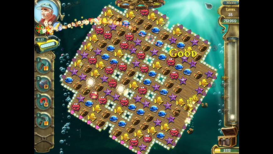 Deep Blue Sea 2 for Mac - review, screenshots