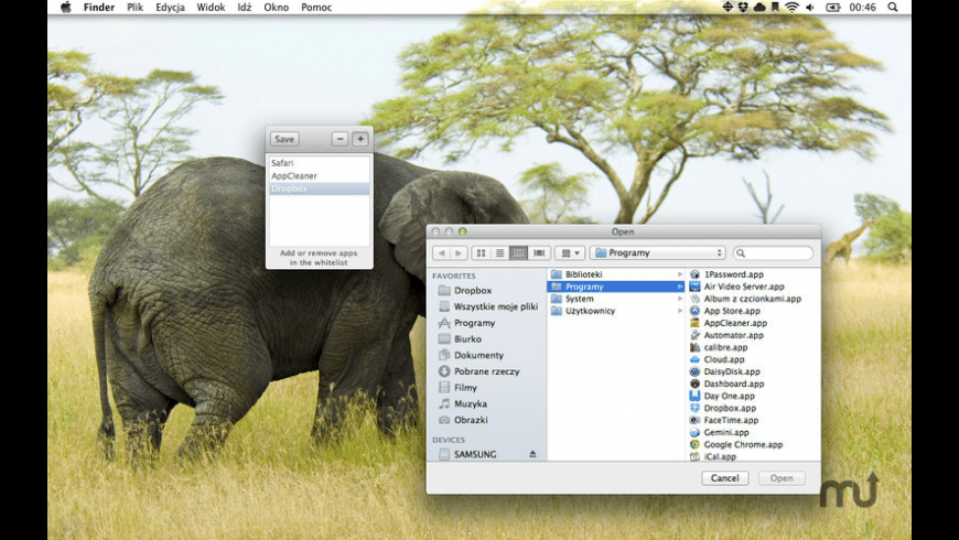 nice killer for Mac - review, screenshots