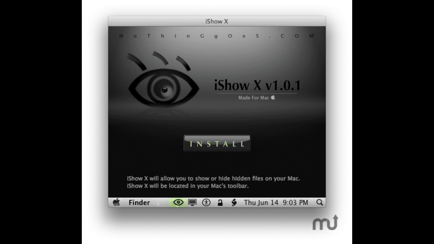 iShow X for Mac - review, screenshots