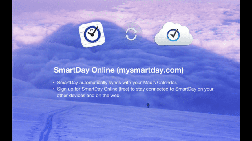 SmartDay for Mac - review, screenshots