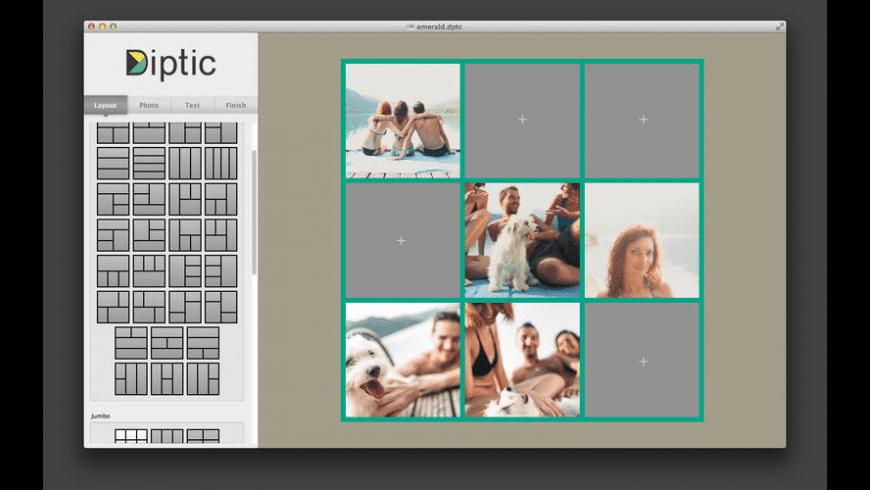 Diptic for Mac - review, screenshots