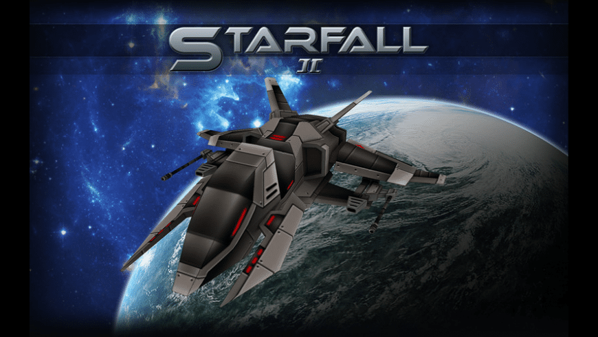 Starfall 2 for Mac - review, screenshots