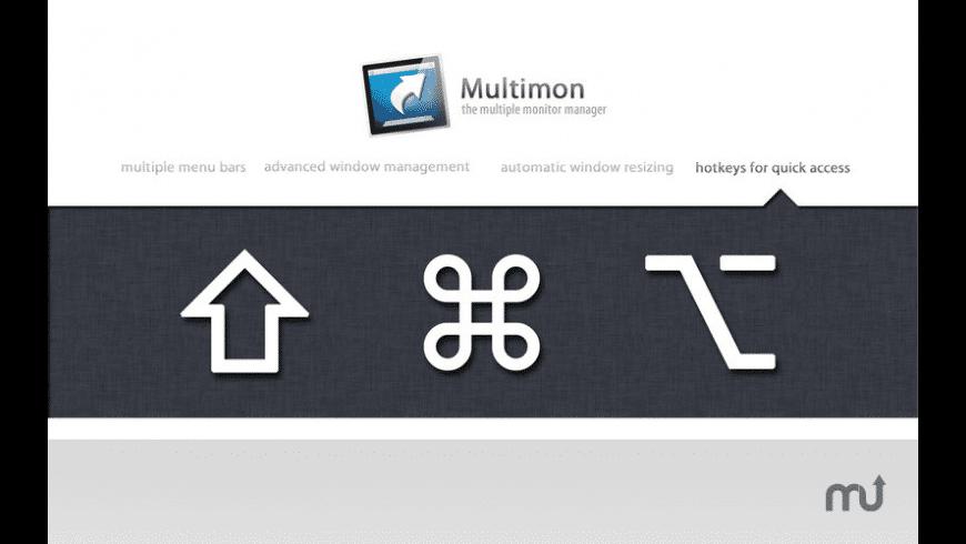 Multimon for Mac - review, screenshots