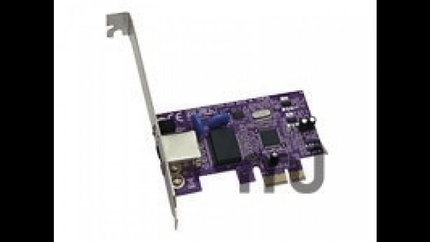 Presto Gigabit Pro PCIe Driver for Mac - review, screenshots