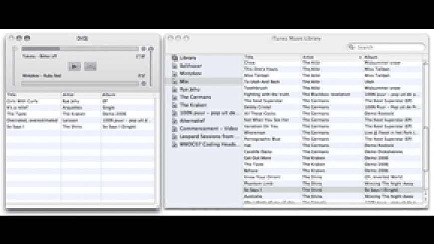 DrDJ for Mac - review, screenshots