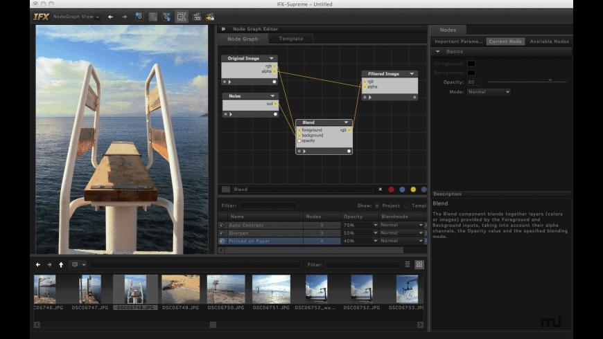 IFX-Supreme for Mac - review, screenshots