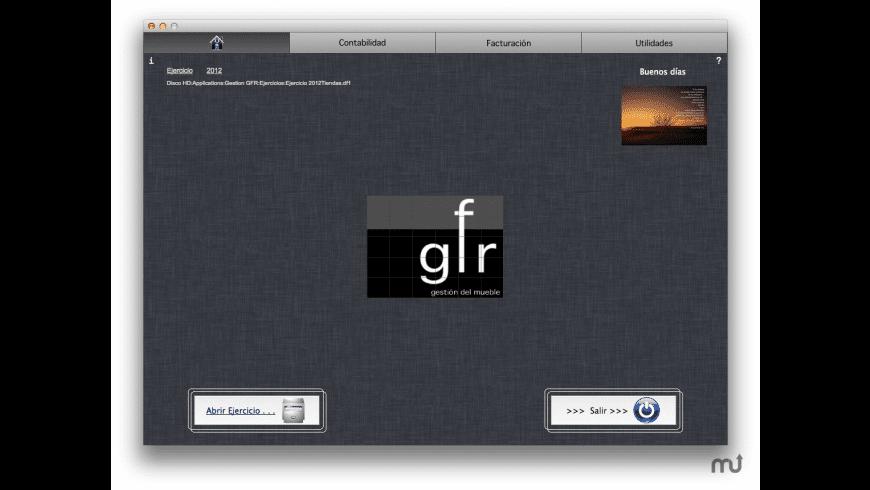 gFr21 for Mac - review, screenshots