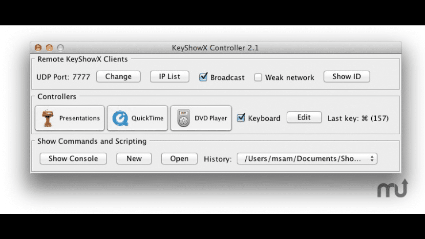 KeyShowX for Mac - review, screenshots