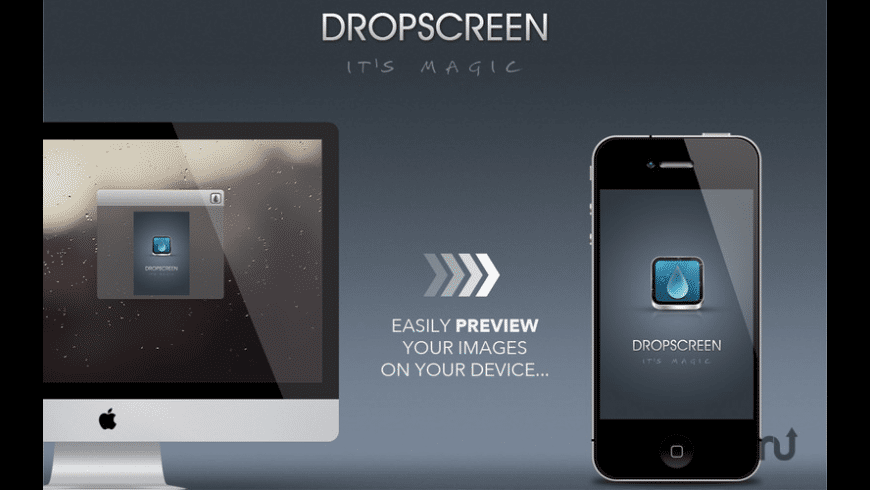 Dropscreen for Mac - review, screenshots