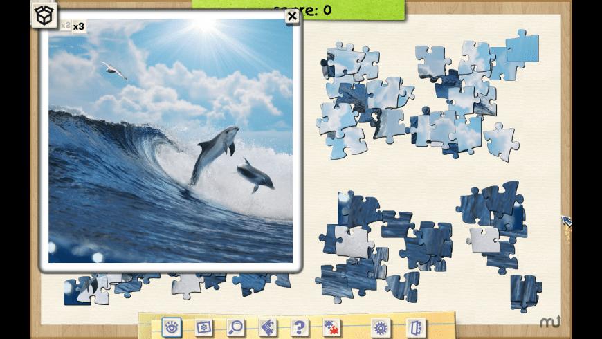 Jigsaw Boom for Mac - review, screenshots
