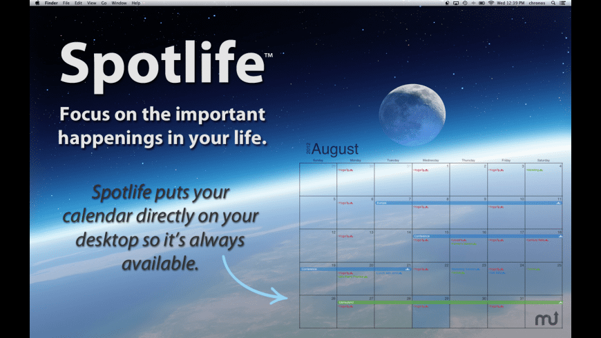 Spotlife for Mac - review, screenshots