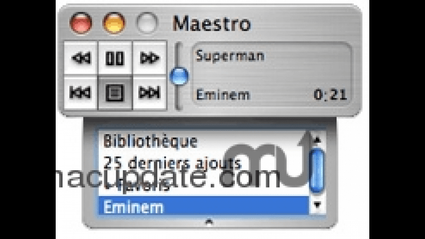 Maestro for Mac - review, screenshots