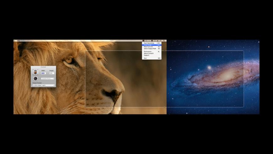 ScreenX for Mac - review, screenshots