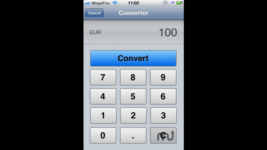 CurrencyGo for Mac - review, screenshots