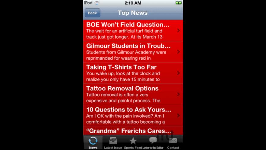 The Shakerite Mobile for Mac - review, screenshots