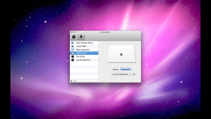 RocketShip for Mac - review, screenshots