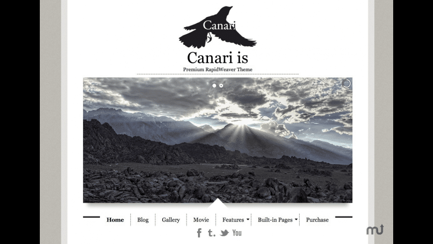 Canari for Mac - review, screenshots