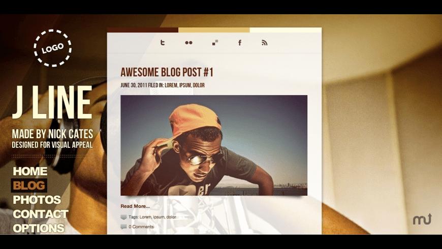 J Line for Mac - review, screenshots
