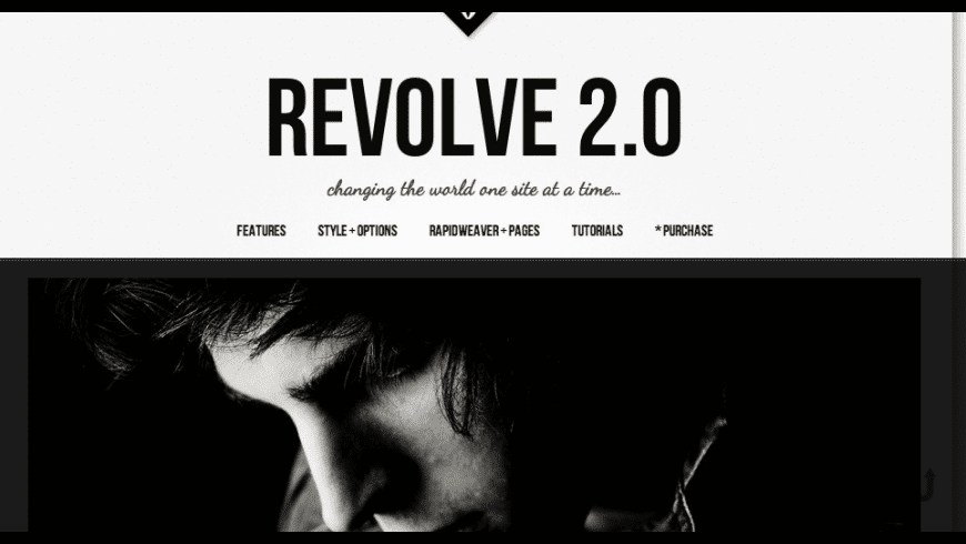 Revolve for Mac - review, screenshots