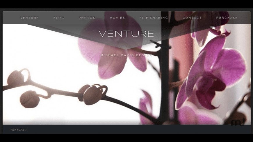 Venture for Mac - review, screenshots