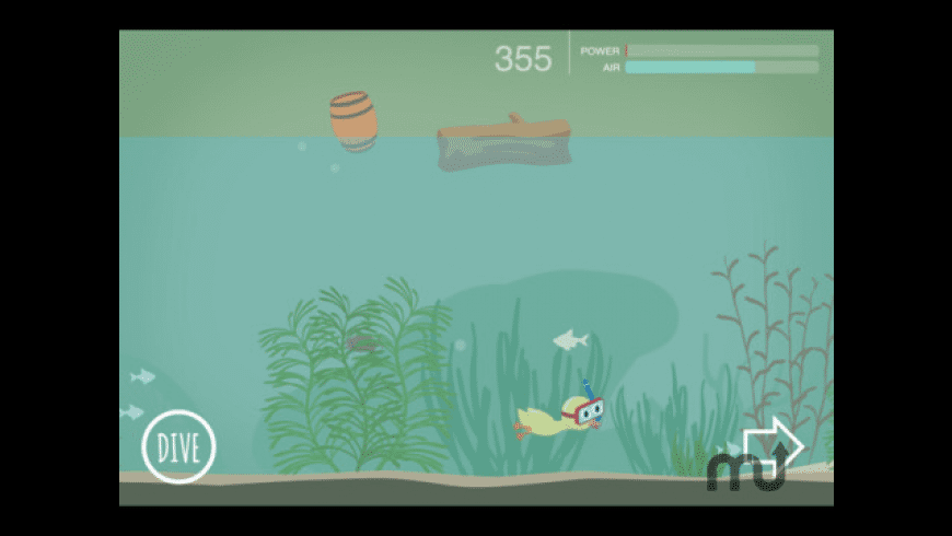 Ducky Dive for Mac - review, screenshots