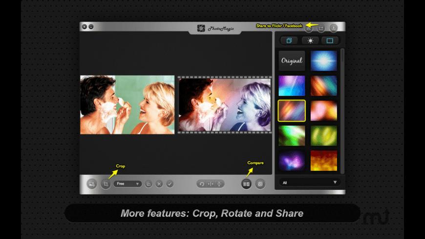 PhotoMagic Pro for Mac - review, screenshots