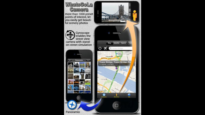 WhatsGoLa for Mac - review, screenshots