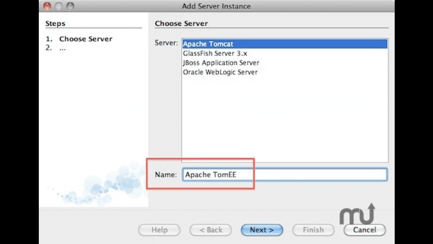 Apache TomEE for Mac - review, screenshots