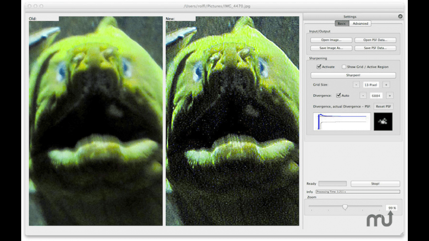 Photiosity for Mac - review, screenshots