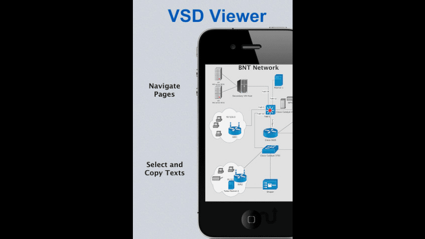 VSD Viewer for Mac - review, screenshots