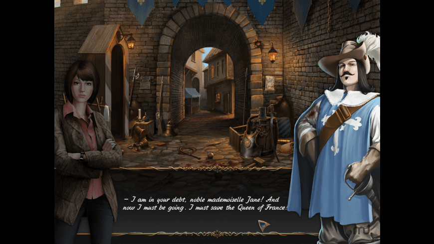 Chronoclasm Chronicles for Mac - review, screenshots